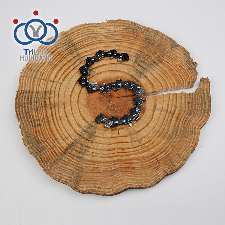 Different Types of Heavy Duty Saw Chain 2B Gauge Electric Mini Spare Parts For Chainsaw