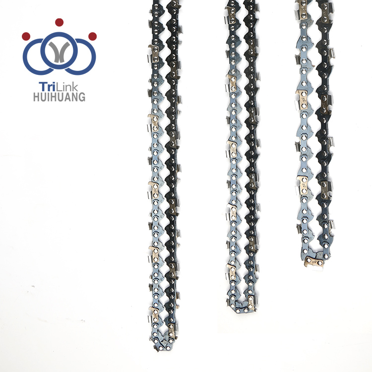 Professional chainsaw chain 3/8'' semi chisel tooth 2500 chainsaw chain