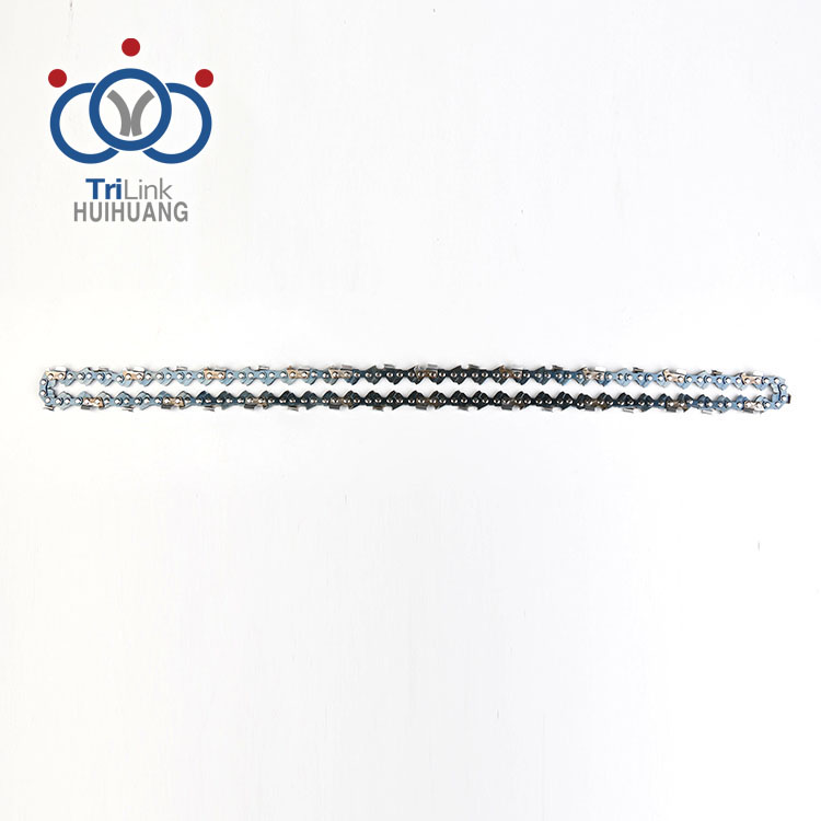 Chainsaw chain sizes 40CC bumper link fit greenworks saw chain with full chisel