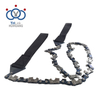 Survival Hand Saw Portable Folding Small Pocket Chainsaw for Camping